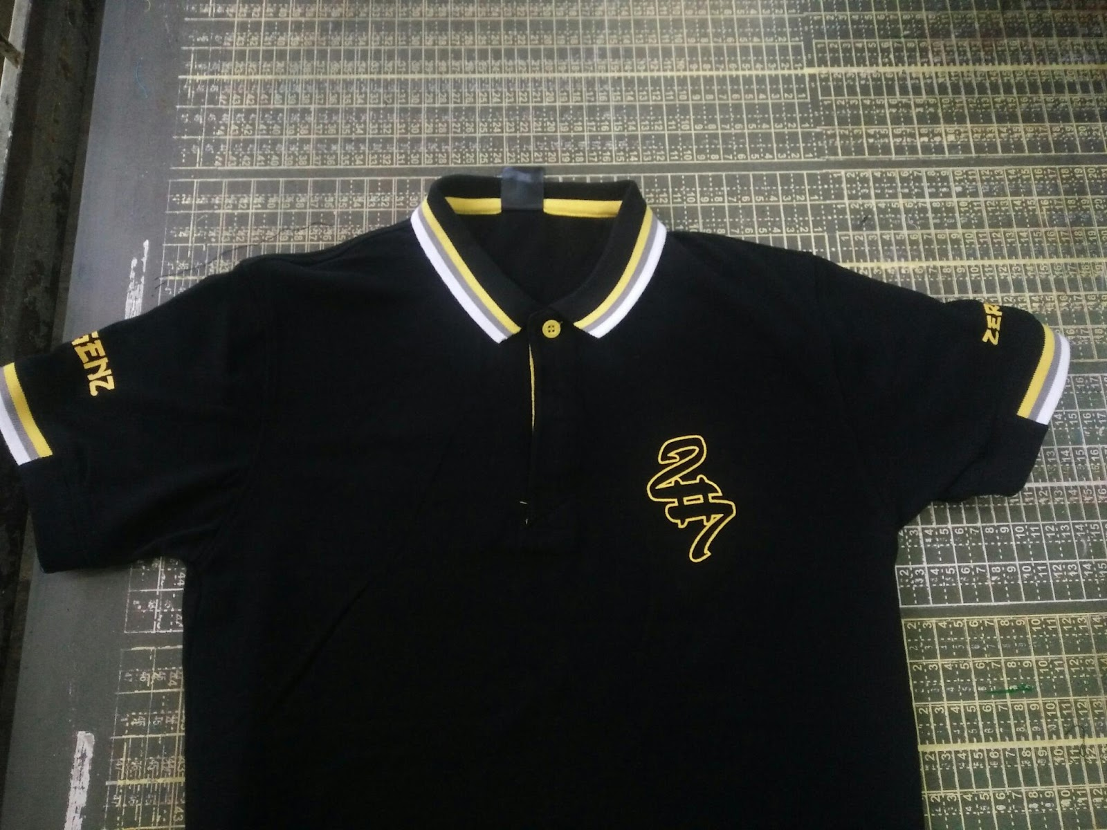 Designs contoh baju t shirt design baju berkolar shirt berkolar - Design Baju T Shirt Kelas Your Design We Do Siap Sedia Untuk Di Pos Ke