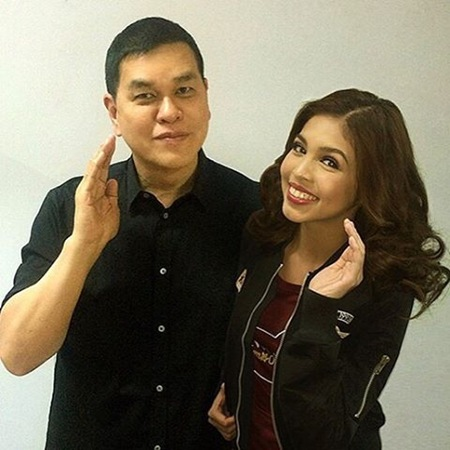 Ben Chan welcomes Maine Mendoza to the Bench family