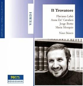 CD REVIEW: Giuseppe Verdi - IL TROVATORE (Bongiovanni HOC 085/86)
