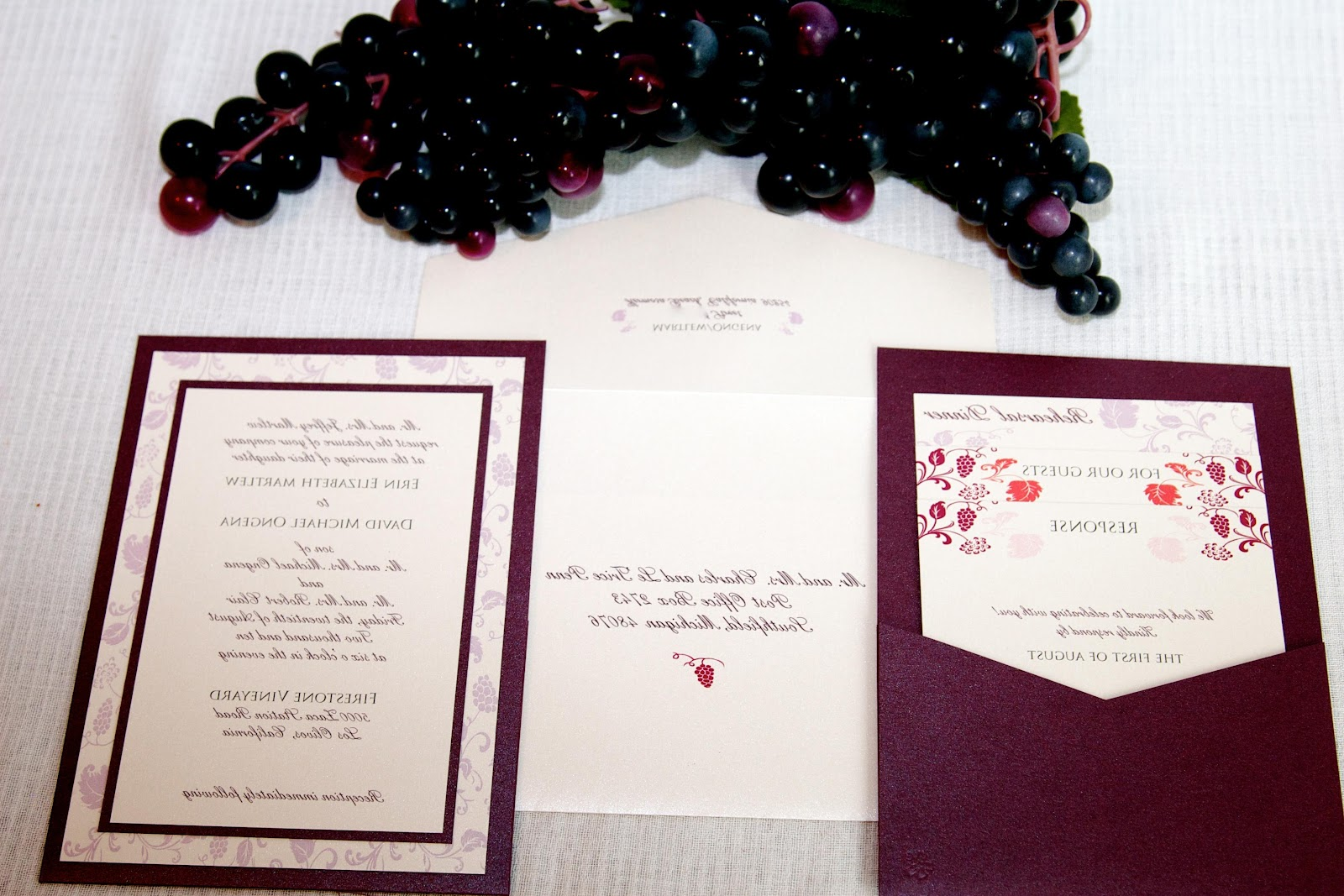 designs of wedding invitations