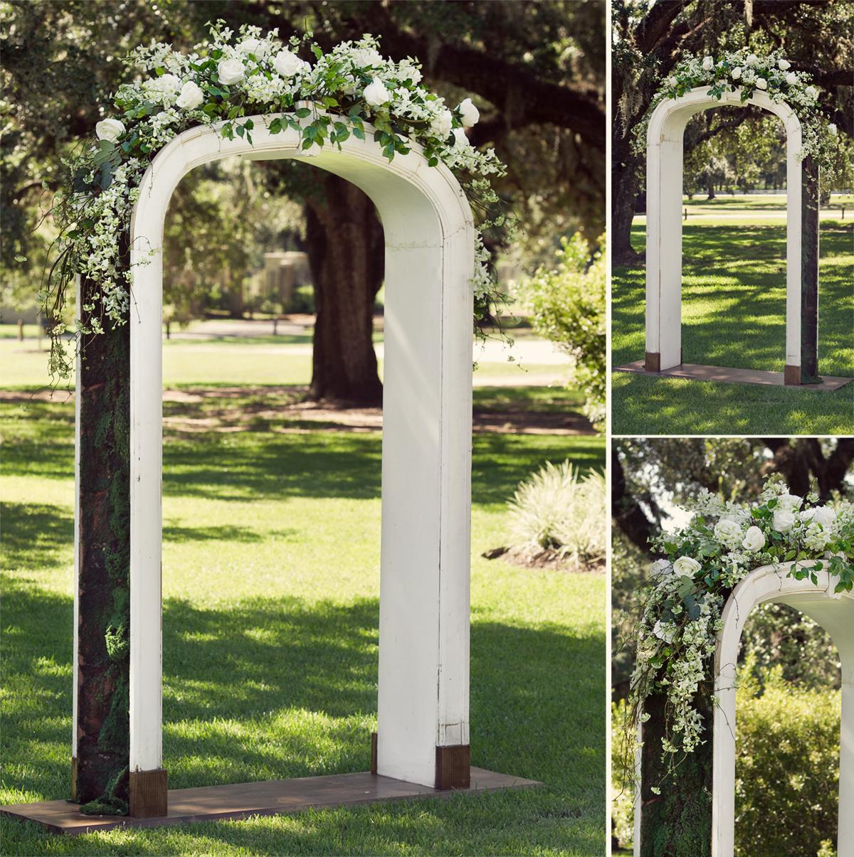 Antique Wedding Archway