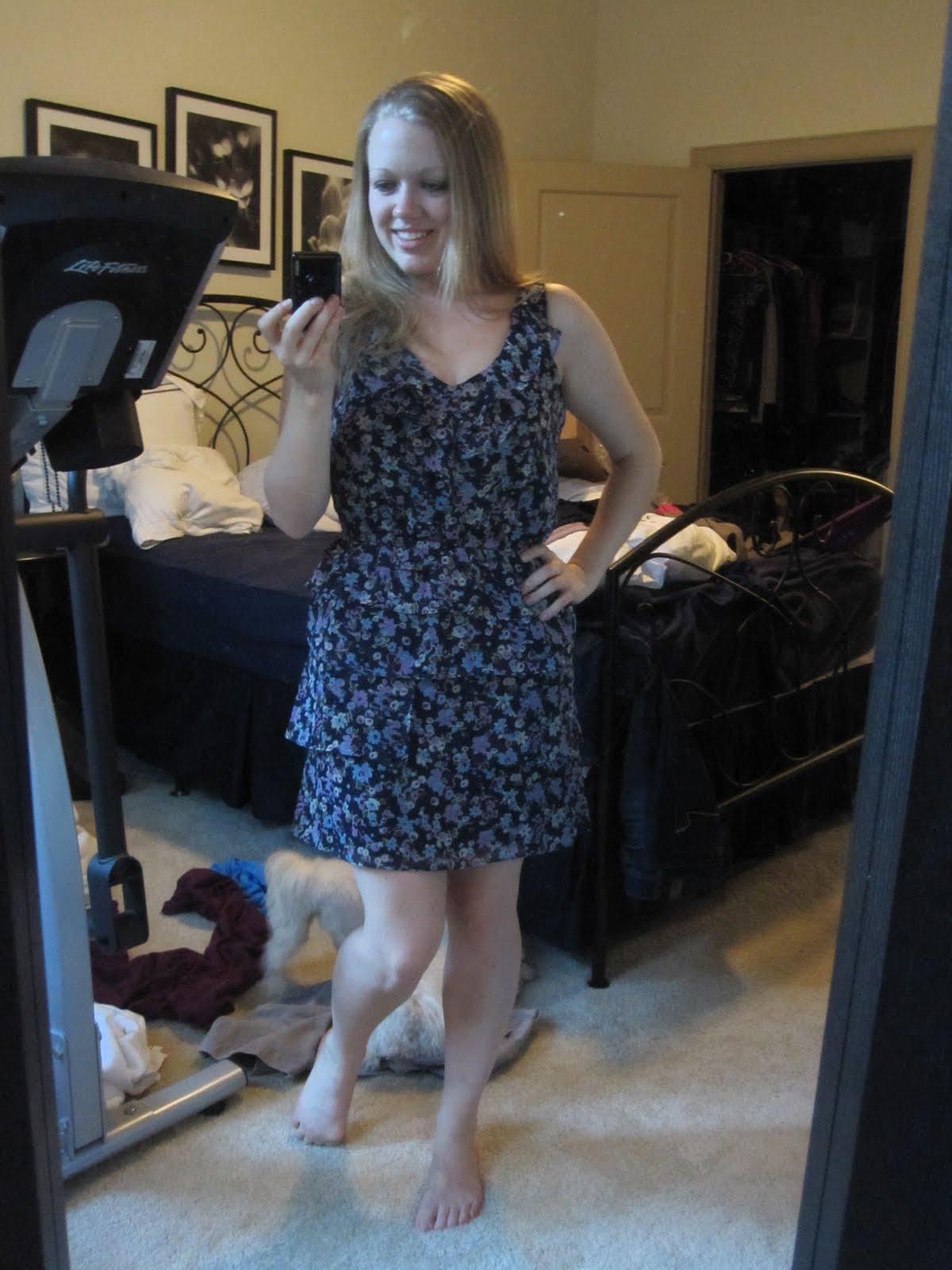 Modcloth one-shoulder...one of