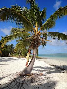 So tempting! At Aitutaki
