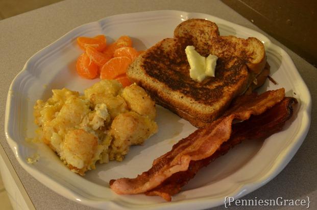 Breakfast dinner (2)