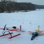 Wir fliegen auch im Winter!