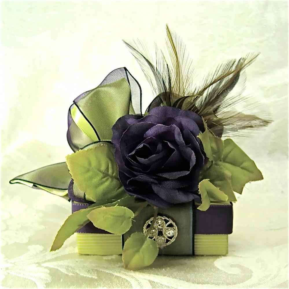 Unique - Wedding Favor Box