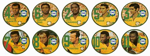 BRASIL 1969