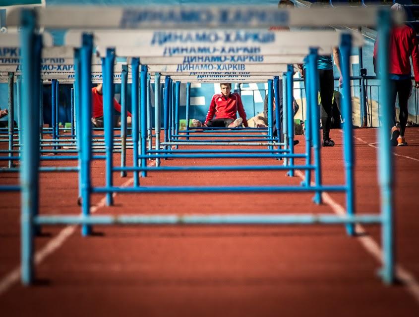 Фото. Чемпионат Харьковской области по легкой атлетике