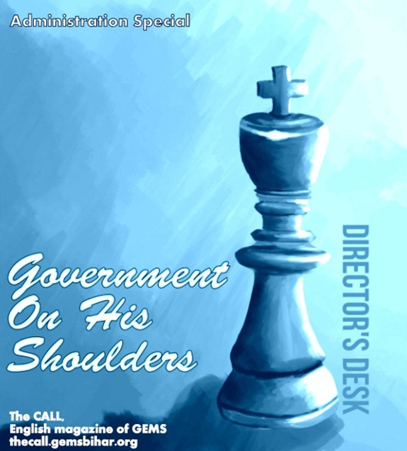 Government On His Shoulders_The CALL