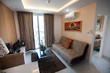nice one bedroom apartment with pool view for sale.   Condominiums for sale in Jomtien Pattaya
