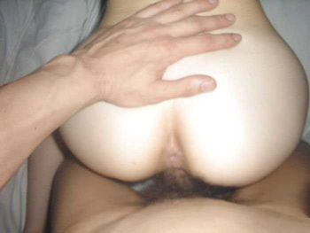 Red-head Asian Fucked from Behind