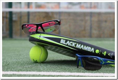 ¿Qué lentes usar cuando juegas al pádel en un club indoor y cuales en outdoor?
