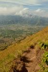 wioski wewnątrz kaldery