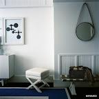 Su interior se caracteriza por materiales de vanguardia y lo último en tecnología. Gentileza: Hotel Pulitzer.