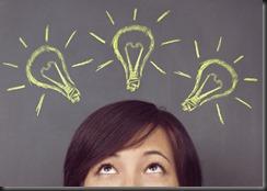 A Bright Idea...for a change