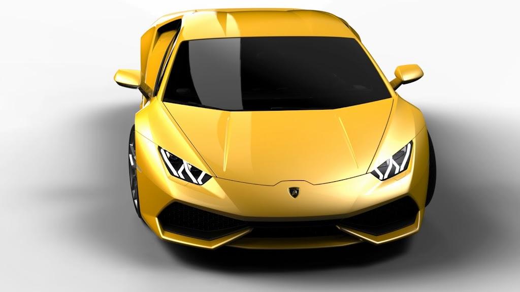 Lamborghini Huracan LP 610-4 6