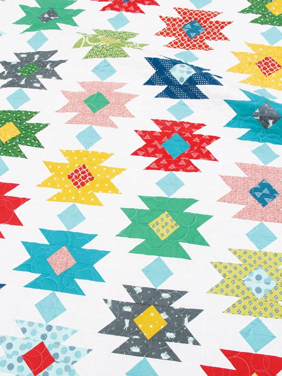 Tahoe Pattern Quilting