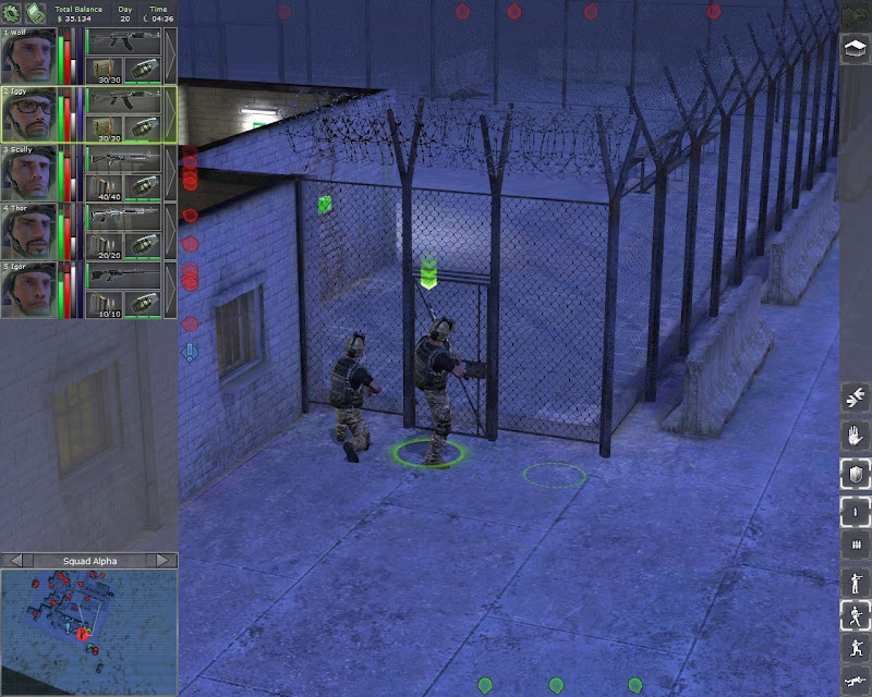 Jagged alliance 2 image