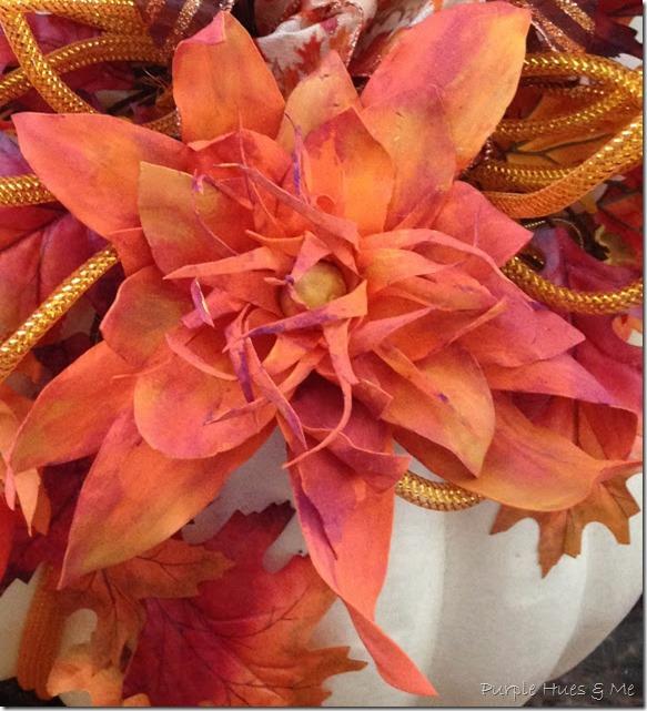 foam flower craft diy