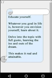 Quotes - Law of Attraction - screenshot
