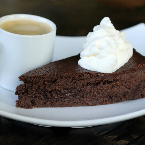 Flourless Chocolate Torte from Maria Emmerich