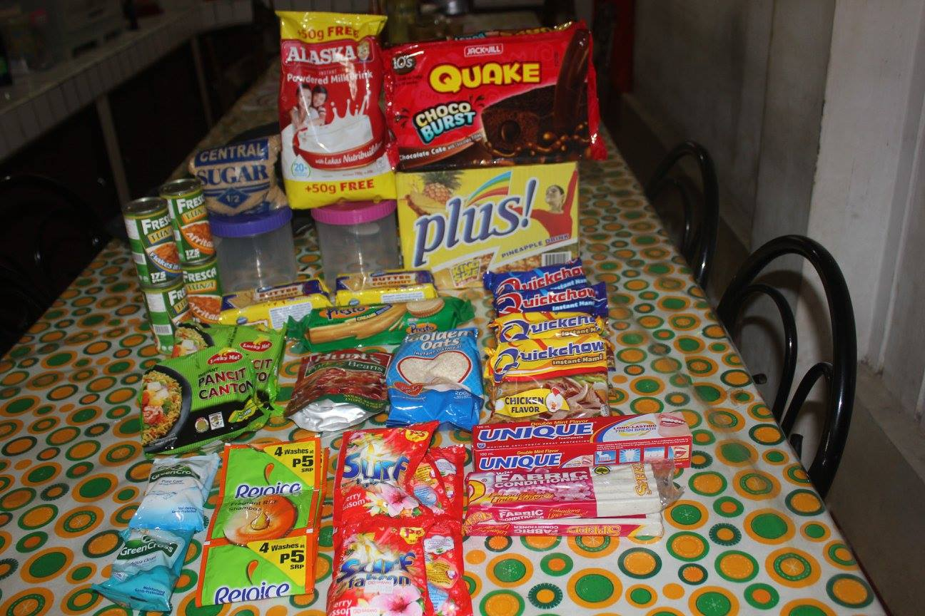 Image of Goods for Helping Siblings Surviving on their Own