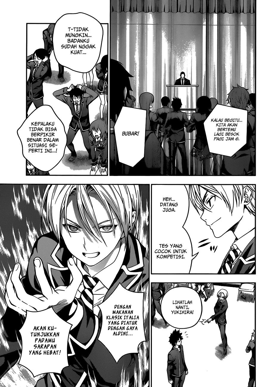 Shokugeki no Souma Chapter 28-13
