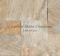 "24x36x1"" Serengeti Gold Quartzite Paver (Golden White)"