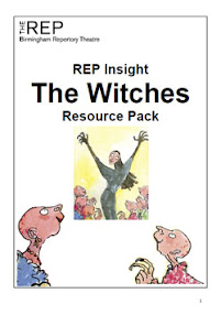 Cover of Anonymous's Book REP Insight The Witches Resource Pack