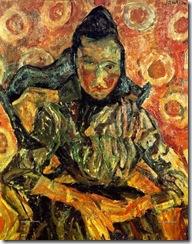 780 Chaim Soutine - 14 woman seated in an armchair - 1919_zps7jo3ptn7