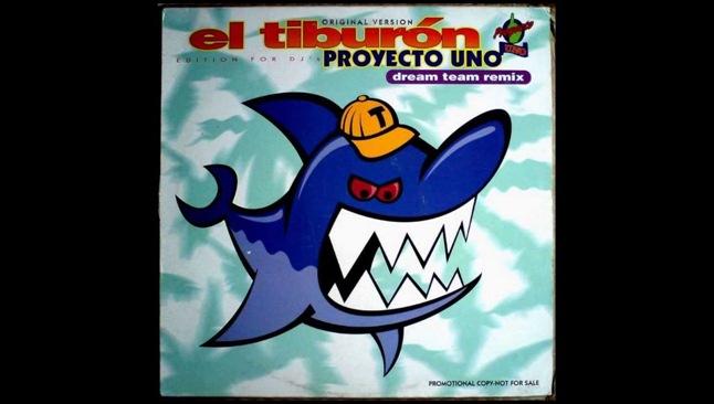 Proyecto Uno - El tiburón