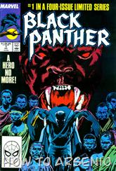 Actualizacion 27/04/2015: Black Panther - Celestial nos trae el Volumen 2.