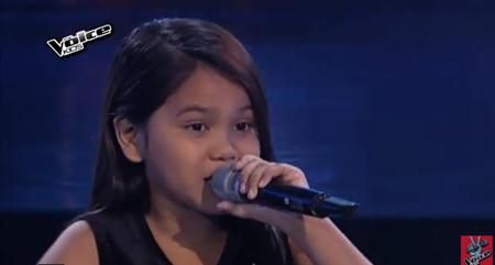 The Voice Kids PH - Jonalyn Pepito