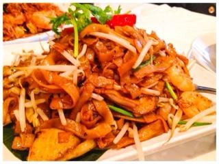 Gourmet Malaysia char kwei teow