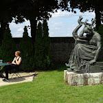 Jardin-musée Bourdelle d'Égreville