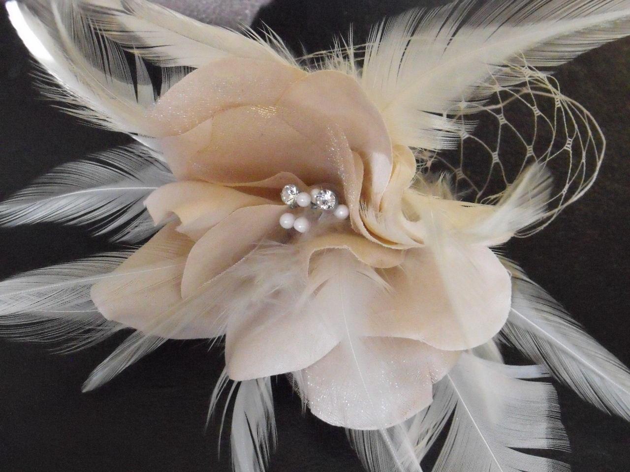 blush ivory champagne mauve