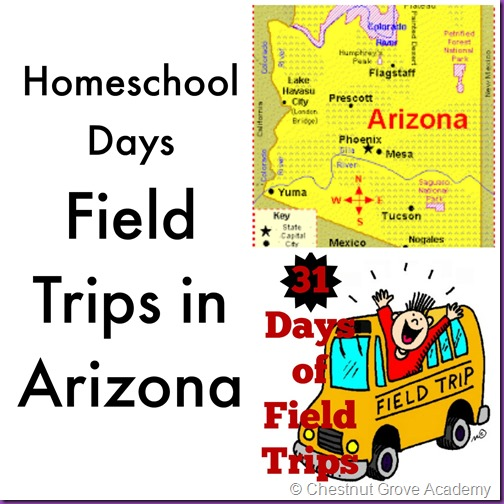 Arizona Field Trips