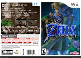 The Legend of Zelda : Ocarina of Time arrive sur Wii U