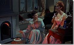 Brides of Dracula Gina Envies Marianne