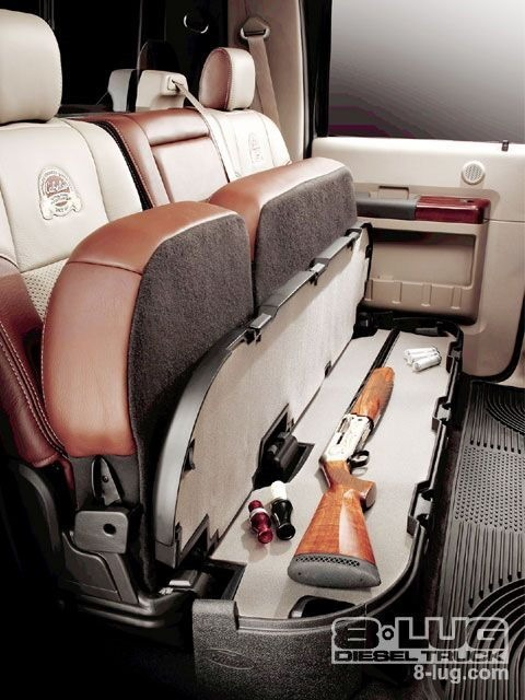 hiding a gun in your car easily (1)