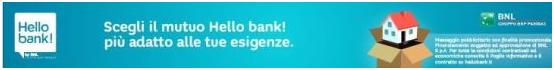 mutui bnl hello bank