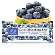 SuperBluеberry Bar / СуперБлуберри Бар