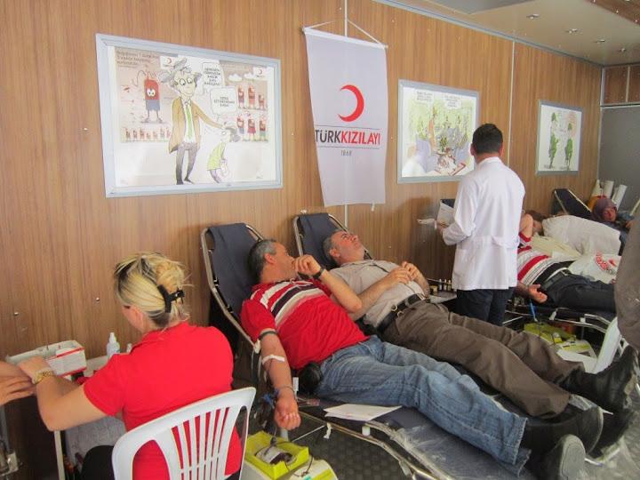 Kan Bağışında Yeni Rekor