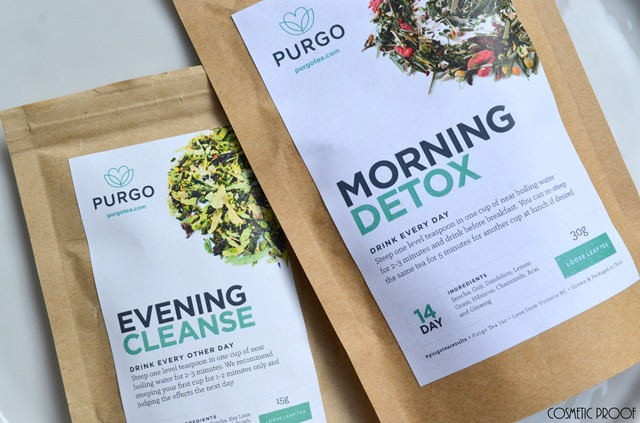 Purgo Tea Review Teatox