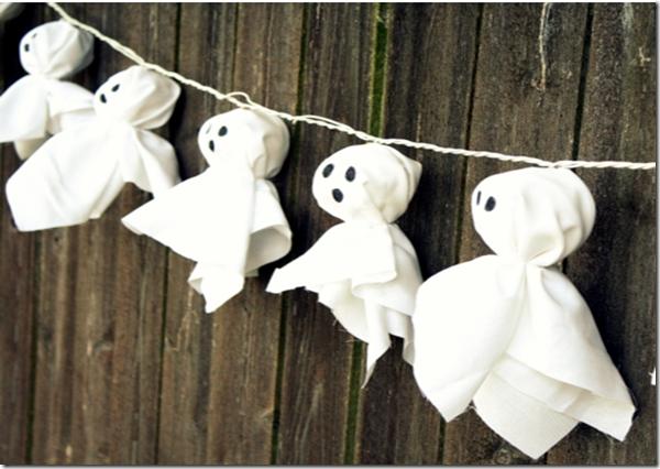 guirnaldas fantasmas