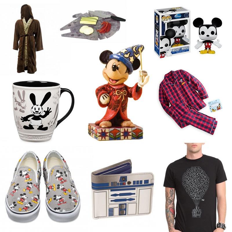 Disney christmas gift guide 2015 for men