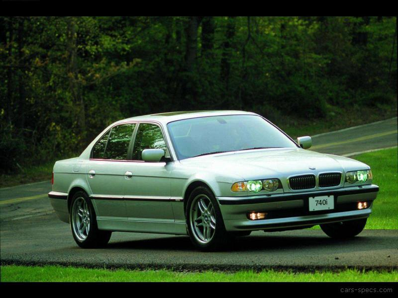 1995 bmw 7 series sedan specifications pictures prices. Black Bedroom Furniture Sets. Home Design Ideas