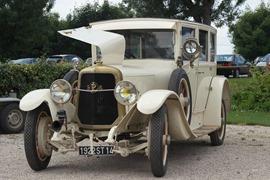 Panhard 1925 X52