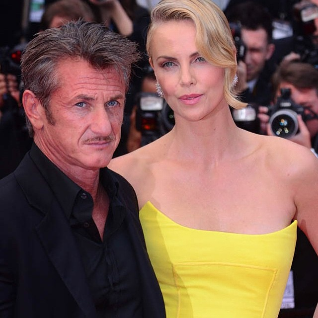 Charliz Theron and Sean Penn No More Together