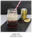 Coffee-Tonic - ein Kaffee-Trend